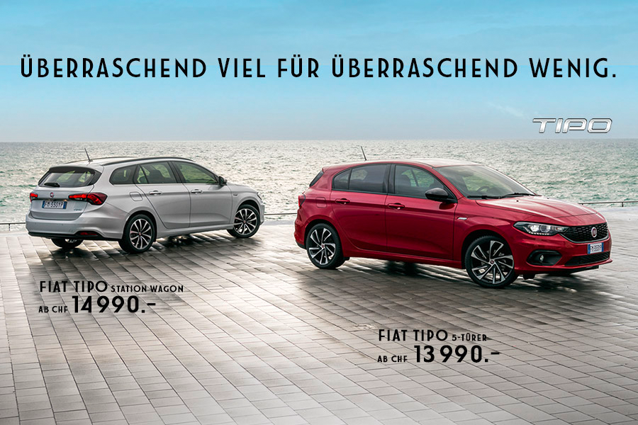 Fiat Tipo Familie