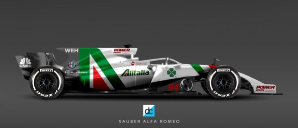 Alfa Romeo Formel 1