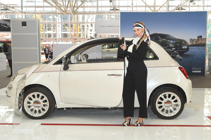 FIAT Motorshow 2017