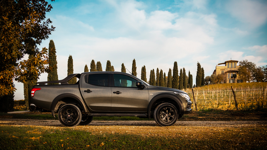 FIAT Professional Fullback Cross